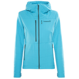 Norrøna Lofoten Powershield Pro Alpha Jacket Women blue